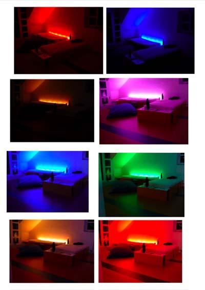 Rgb Beleuchtung Fur Bett Www Ledhilfe De Led Forum